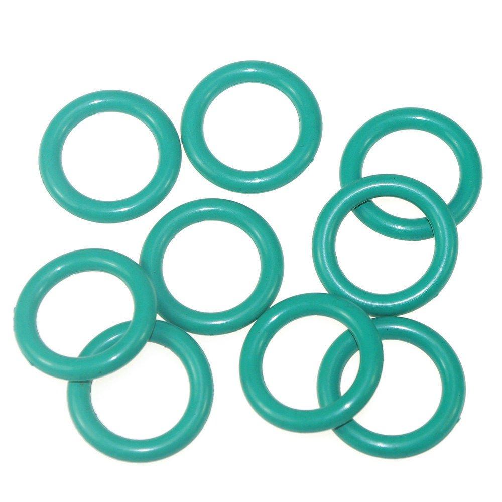 30PCS/20PCS Fluorine Rubber FKM Outer Diameter 15*4mm-70*4mm Seal Rings O-Rings