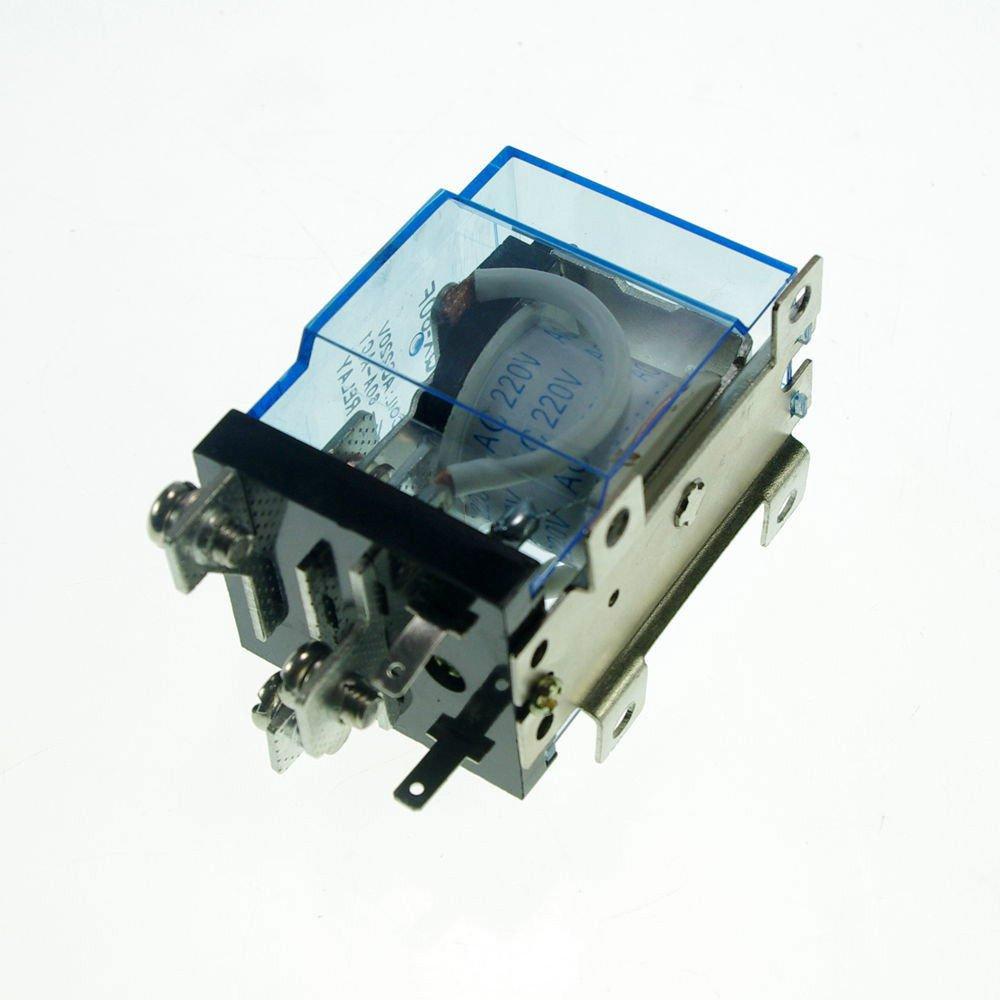 1PCS 110VAC 60A SPDT Power Relay Motor Control Silver Alloy