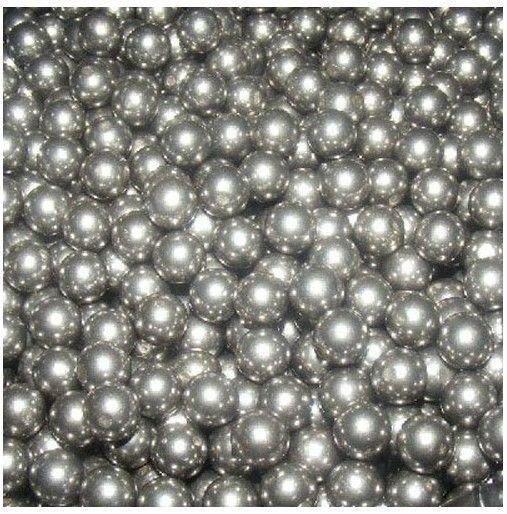 7mm Diameter Carbon Steel Bearing Balls Each Bid for o.1Kg