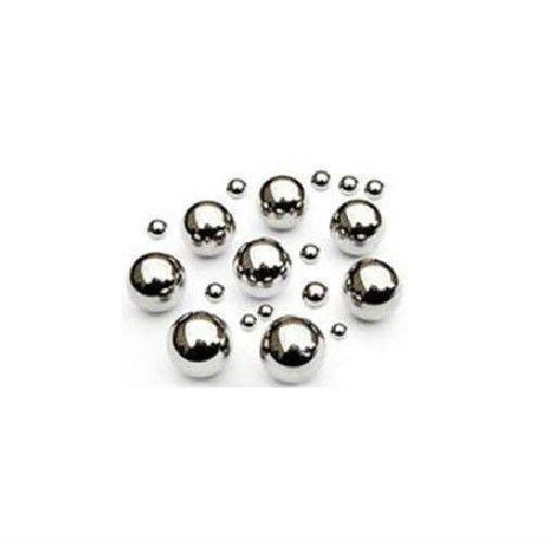 304 stainless steel 1mmDia Antiacid Corrosion Resisting Bearing balls 1000PCS