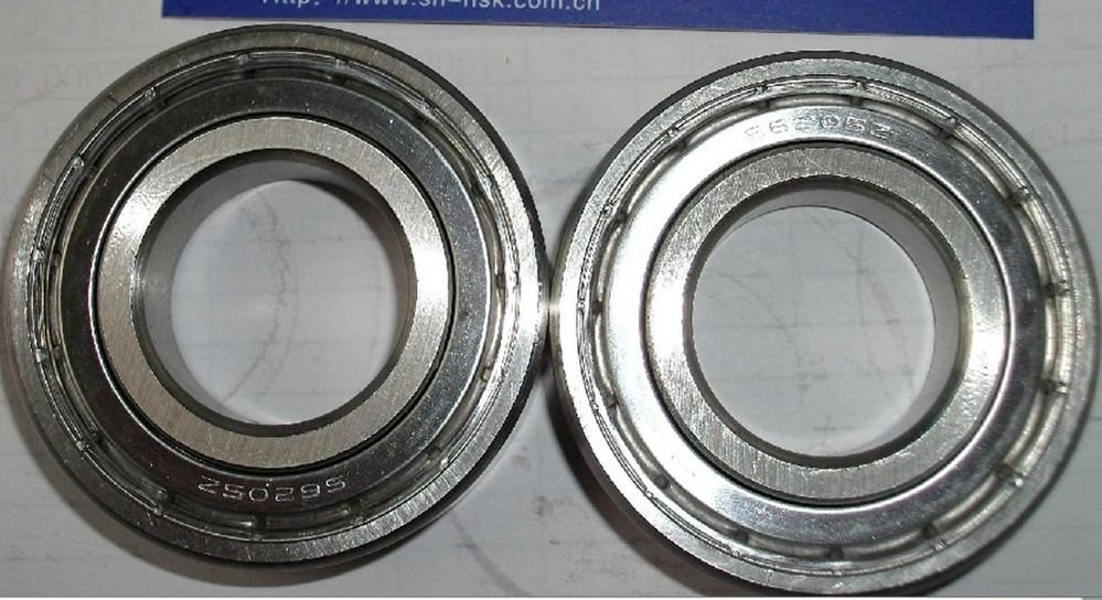 25*52*15mm S6205ZZ shielded deep groove Thin-Section Radial stainless Bearing