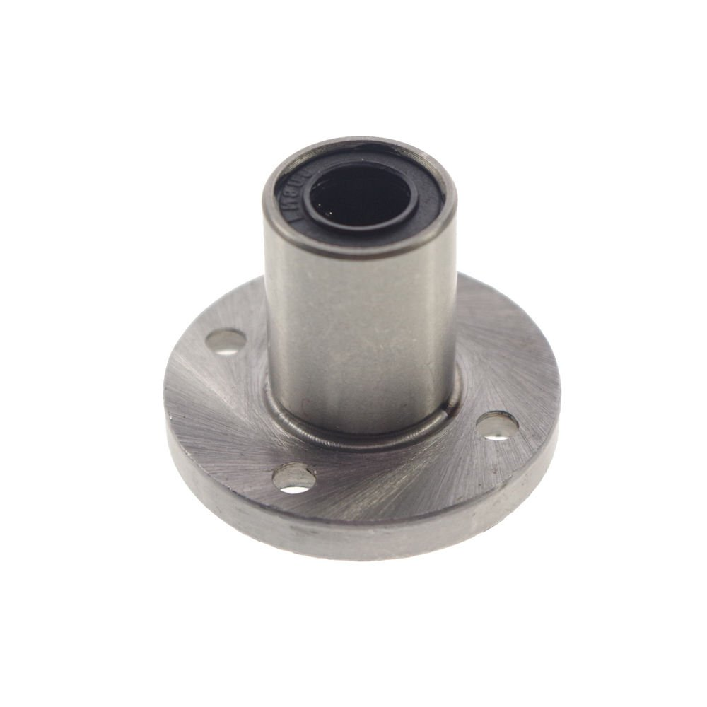 (1) CNC Linear Motion Bushing Ball Bearing Round Flange Type  LMF35UU 35*52*70mm