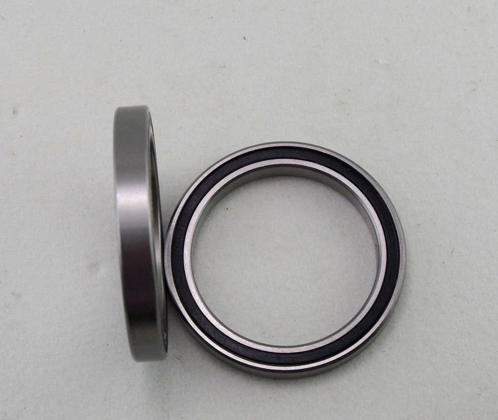 One 80 x 110 x 16mm 6916-2RS Sealed Model Ball Radial Bearing