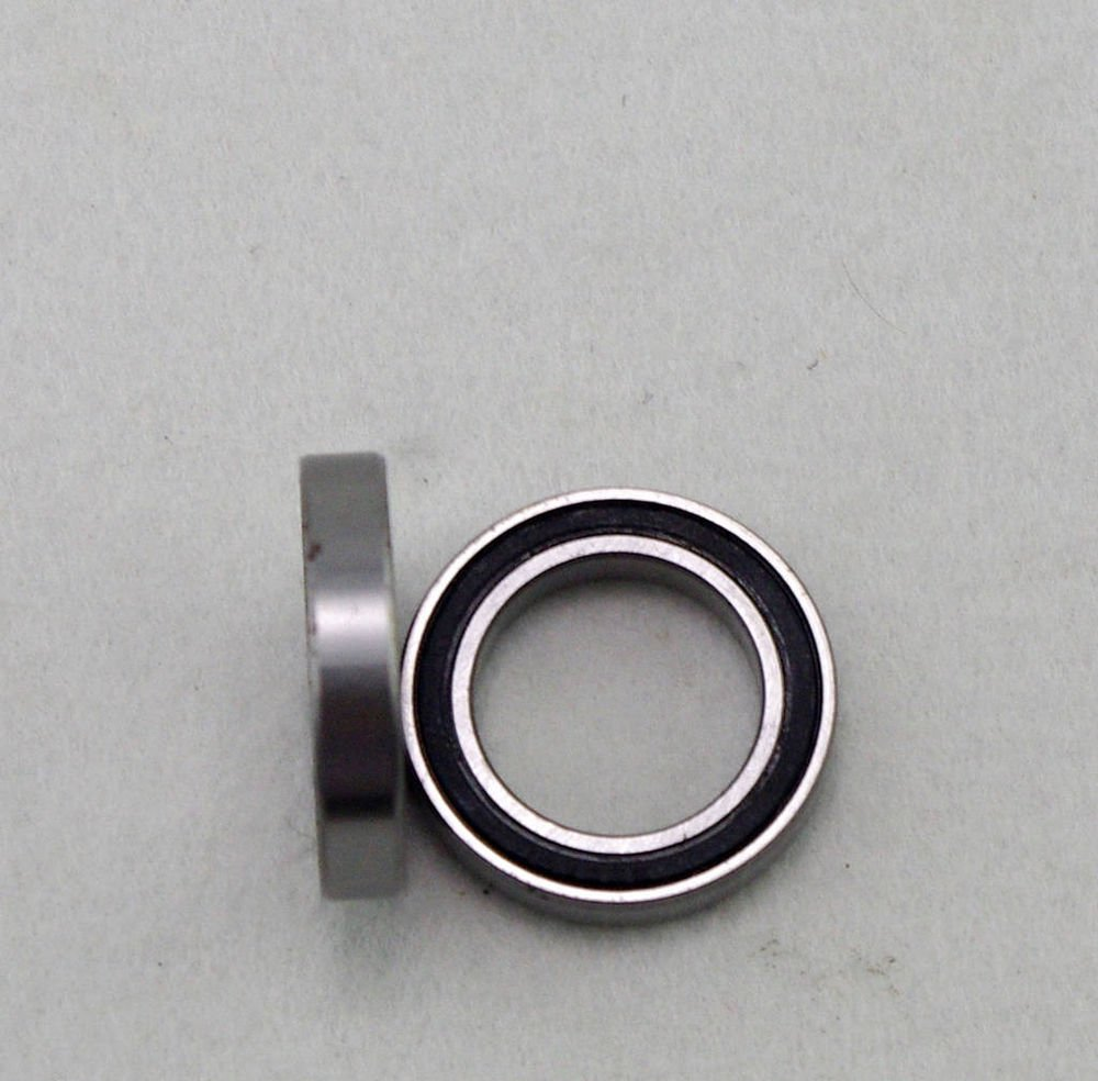 �10) 15 x 35 x 14mm 62202-2RS Sealed Model Ball Radial Bearing 15*35*14