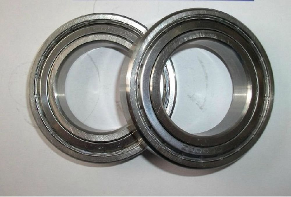 40*68*15mm S6008ZZ shielded deep groove Thin-Section Radial stainless Bearing