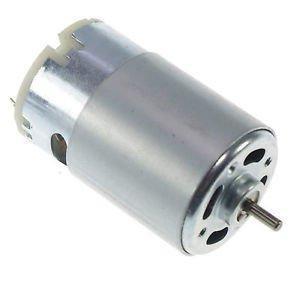 2 Pieces RS555 DC Hobby Motor Turbine Generator 12 V 5500RPM High Torque