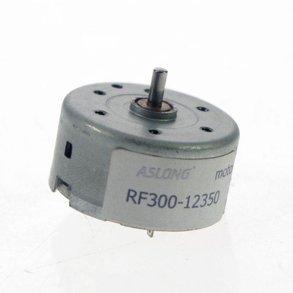 3PCS 1.5V-6V DC motor 6mm 3500rpm for solar motor fan CD player toy science