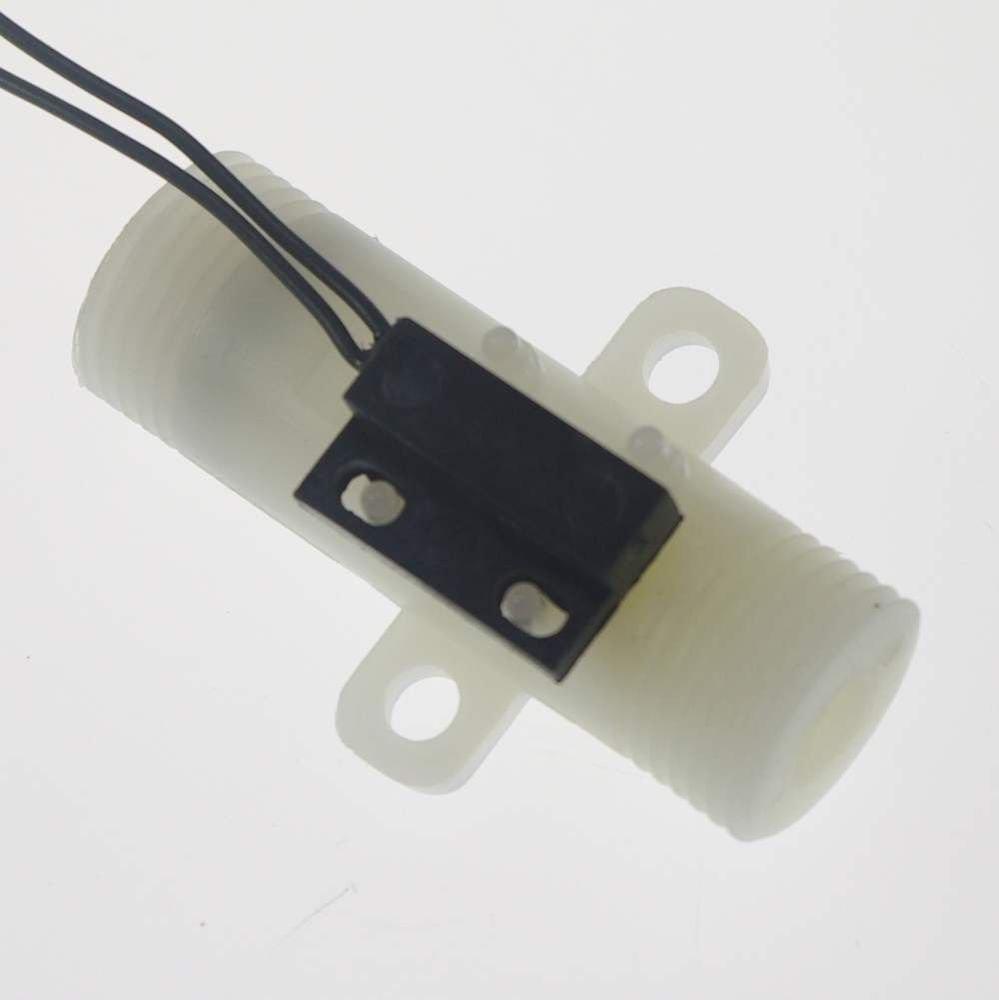 "1/2"" BSP Male Port RO water Plastic water flow  sensor switch"
