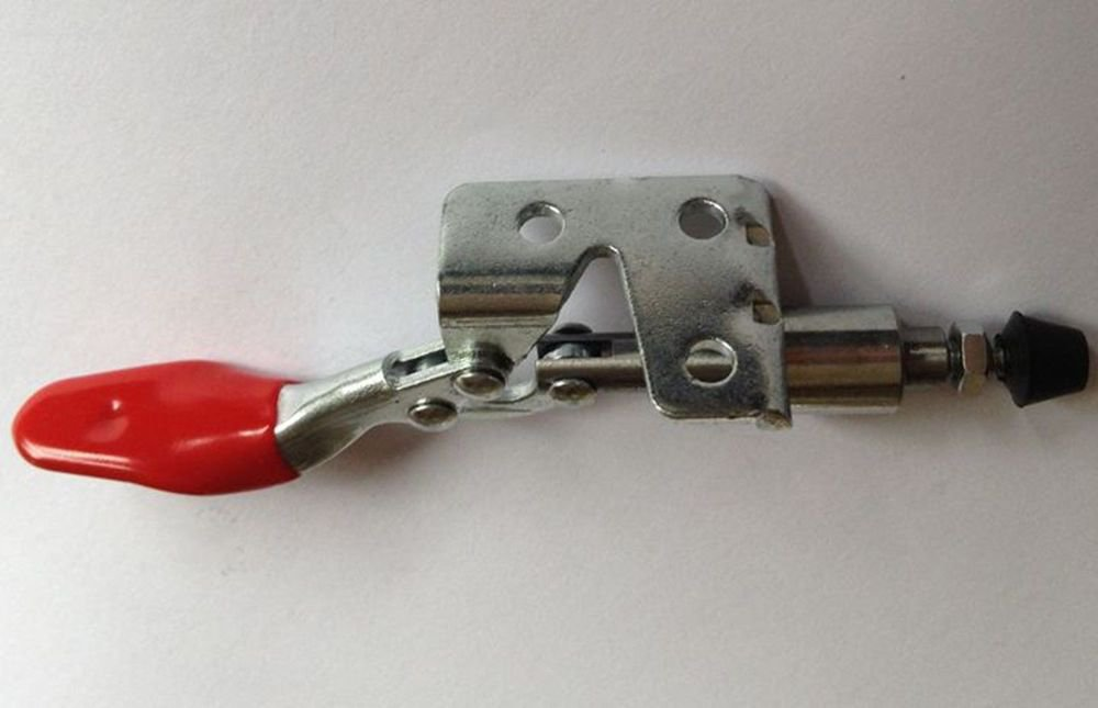 Hand Operated Hold Down Horizontal-Push PulToggle Clamp 45Kg