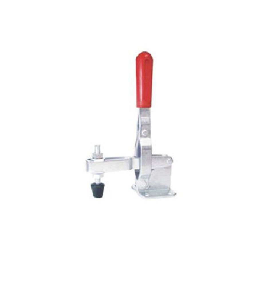 360Kg Holding Capacity Plastic Cover Handle Vertical Toggle Clamp 101EL