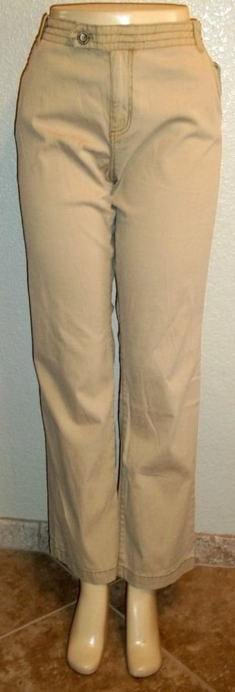 NEW Canyon River Blues 14 Large 18 Extra Large  Tan Beige Pinwale Corduroy Pants