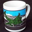McDonnell Douglas C 17 Collectible1989 Coffee Cup Mug Lion Mktg Atlanta