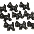 BLACK LICORICE SCOTTIE DOGS BY GIMBALs
