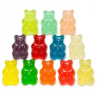 Albanese 12 flavor gummi bears -5 lb*Gluten Free/fat free*