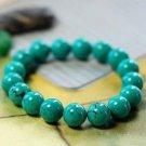 Natural turquoise retro bracelet
