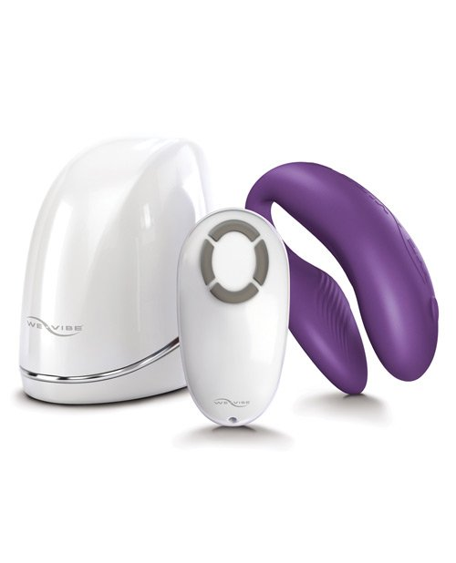 We-Vibe 4 USB - Pink or Purple
