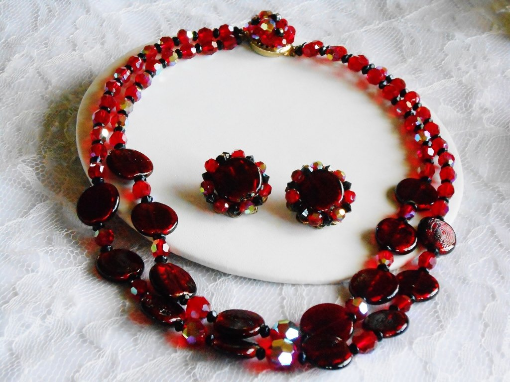 Red Crystal Set