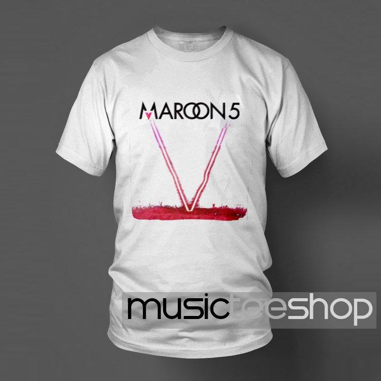 Maroon 5 New Album Shirts