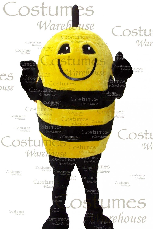 BEE Costume Mascot