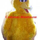 Yellow Bird Costume Mascot
