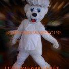 Bimbo Bear Costume Mascot