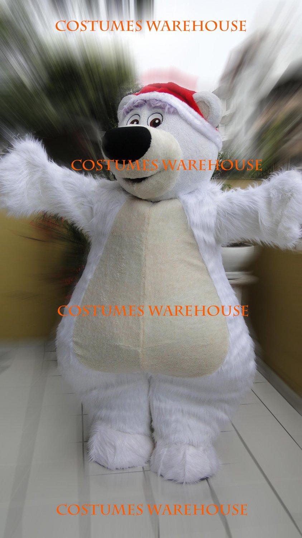 Buzz Oso Costume Mascot