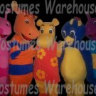Costumes Mascot Characters and Bespoke