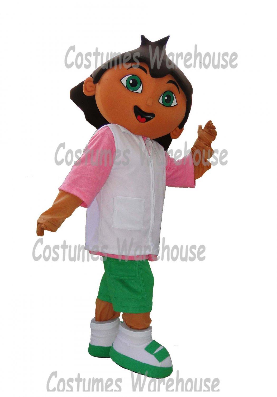 Ann Costume Mascot