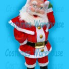 Santa Claus Costume mascot character