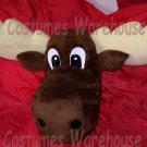 Moose Costume mascot Character