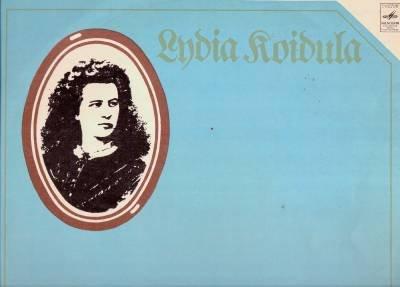 ESTONIAN Classic LYDIA KOIDULA Linda Rummo EESTI TV & Radio CHOIR * MELODIYA