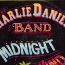 Charlie Daniels Band Midnight Wind 1977 Epic LP