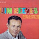 "Jim Reeves ""The Best Of"" 1964 RCA Stereo LSP 2890 Nashville Sound Country"