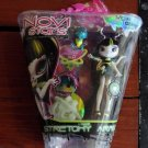 Novi Stars MALIE TASKER Stretchy Arms ALIEN Doll - w/ 4.0 Pet HARD TO FIND *NEW*