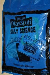 Silly Science Microscopic Sightseer New Unopened 2001 Pizza Hut Play Stuff