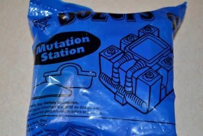 Oozers Mutation Station New Unopened 2002 Pizza Hut Play Stuff