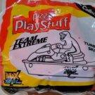 Max Steel Team Extreme Turbo Ski New Unopened 2000 Pizza Hut Play Stuff