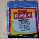 Ecopuzzlers Sea Scrambler New Unopened 2000 Pizza Hut Play Stuff