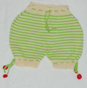 Hand made baby bottoms
