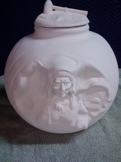 Indian Vase