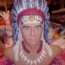Indian Chief Statue