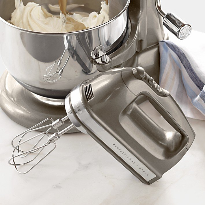 KitchenAid 9-Speed Professional Hand Mixer