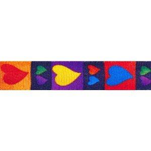 TuffLock Hearts Collar- Medium