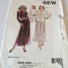 UNCUT Kwik Sew Sewing Pattern #2401 - Skirt & Blouse - Sizes XS, S, M, L, XL