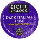 Eight OClock Dark Italian Roast K Cup Coffee 72-Pack