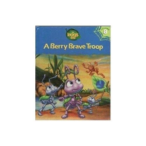 Disney Pixar a Bugs Life Vol 8 a Berry Brave Troop