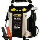 Jump Starter 1000 Peak Amp with Built IN Compressor Stanley