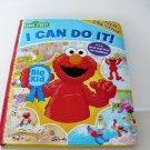 Sesame Street -  I Can Do It! (Board Book)