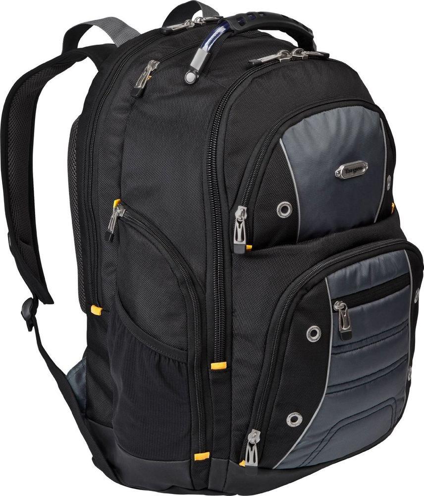 Targus XL Backpack 16-Inch Notebook Case Computer Bag Gear Travel Laptop School