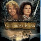 Cutthroat Island (Blu-ray Disc, 2009)